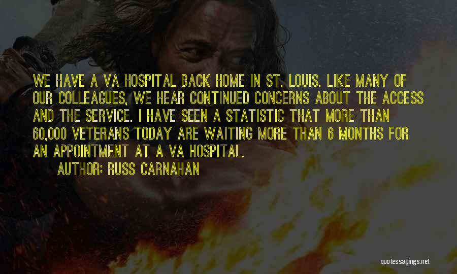 Statistic Quotes By Russ Carnahan