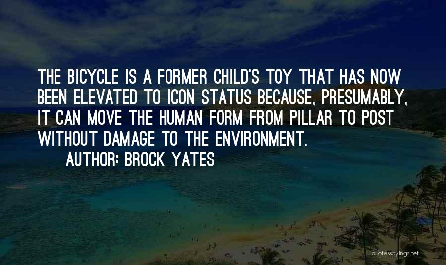 Status Quotes By Brock Yates