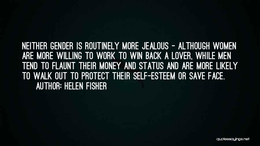 Status Quotes By Helen Fisher