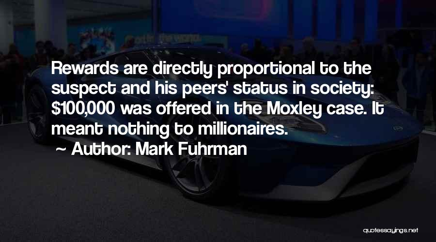 Status Quotes By Mark Fuhrman