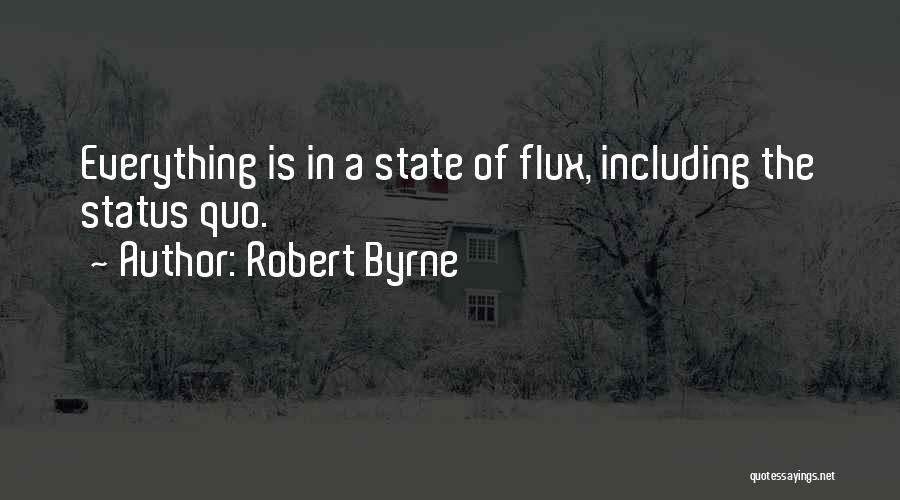 Status Quotes By Robert Byrne