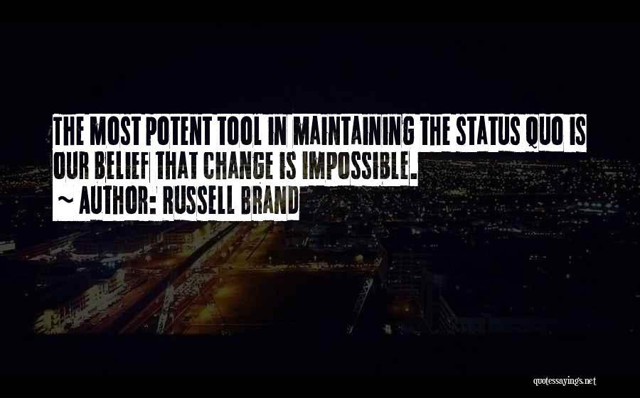 Status Quotes By Russell Brand