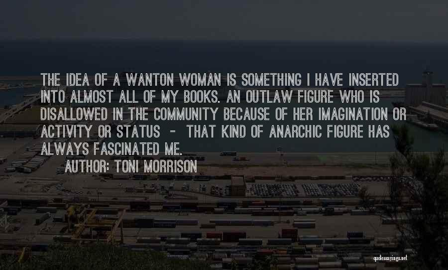 Status Quotes By Toni Morrison