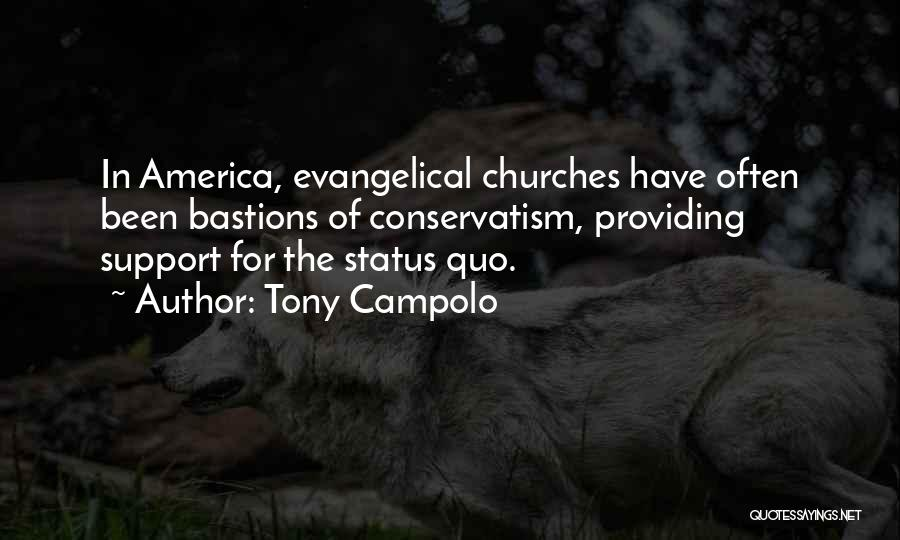 Status Quotes By Tony Campolo
