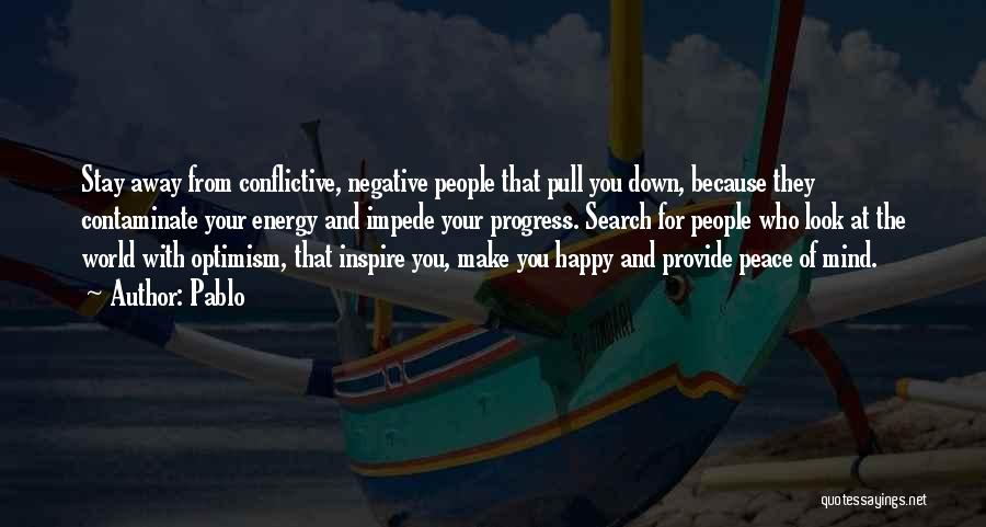 Stay Happy Love Quotes By Pablo