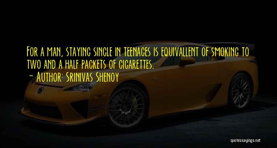 Staying Single Quotes By Srinivas Shenoy