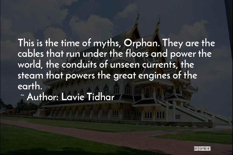 Steam Engines Quotes By Lavie Tidhar