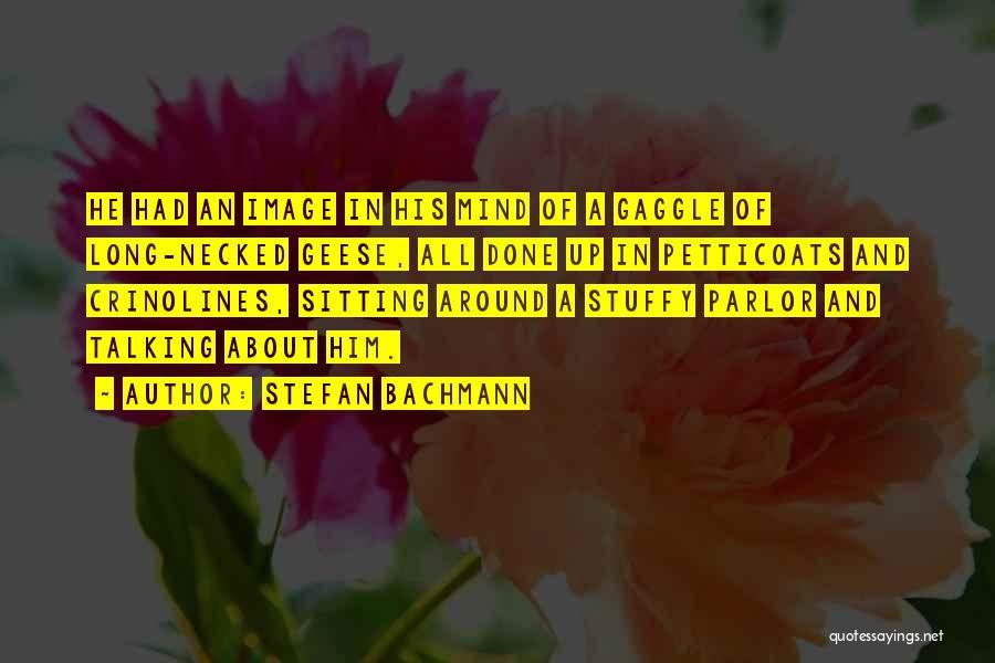 Stefan Bachmann Quotes 1100157