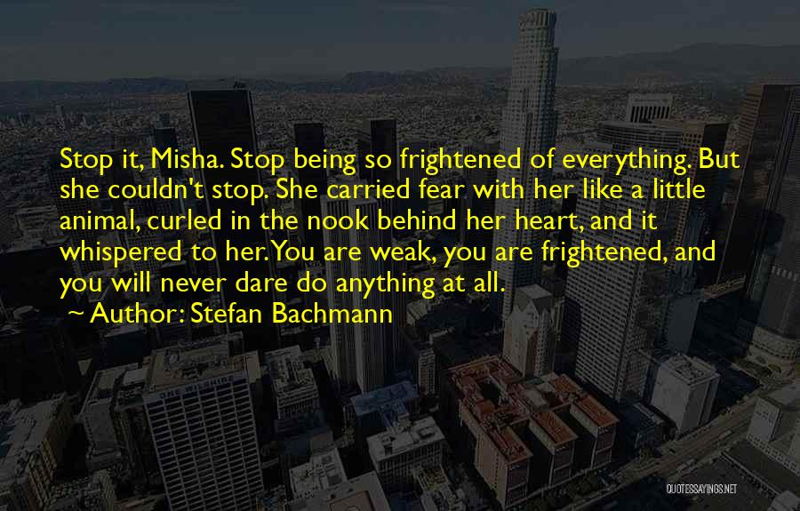 Stefan Bachmann Quotes 2086727
