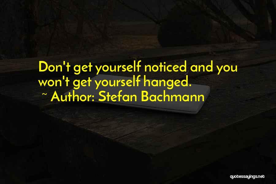 Stefan Bachmann Quotes 378425