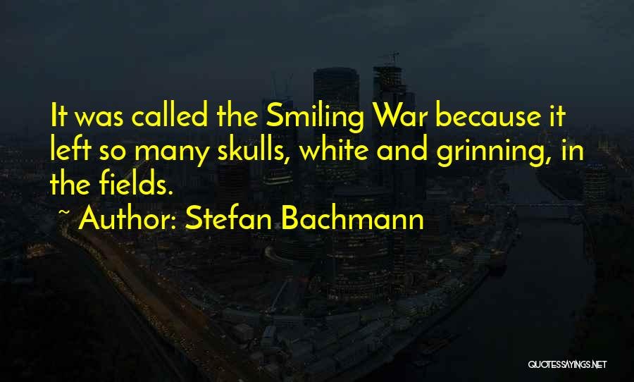 Stefan Bachmann Quotes 997849