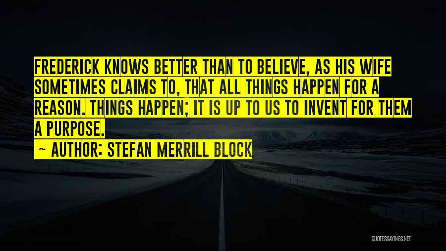 Stefan Merrill Block Quotes 1431993