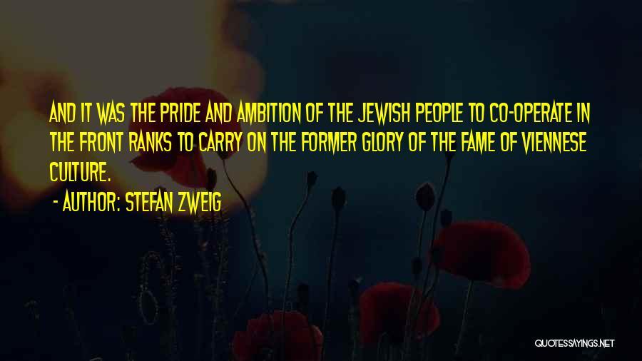 Stefan Zweig Quotes 100351
