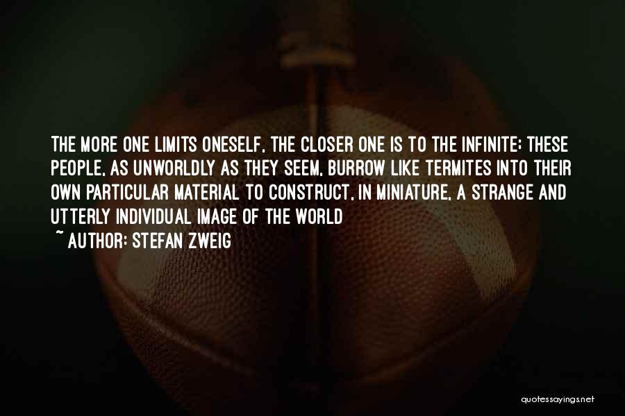 Stefan Zweig Quotes 1038234