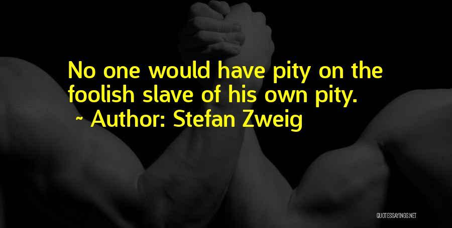 Stefan Zweig Quotes 1046749