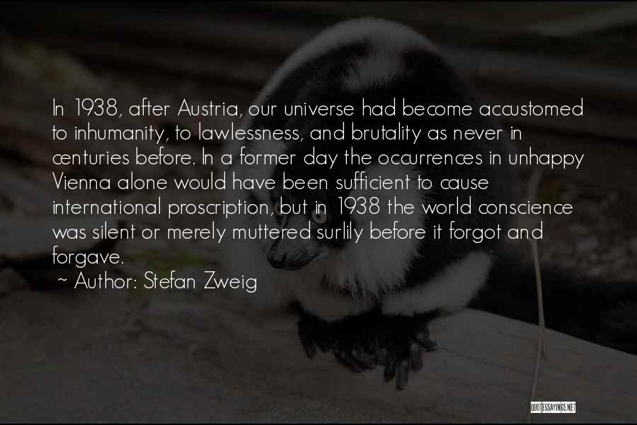 Stefan Zweig Quotes 1078116