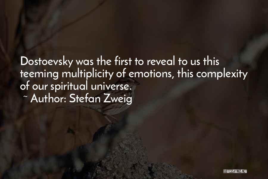 Stefan Zweig Quotes 1427780