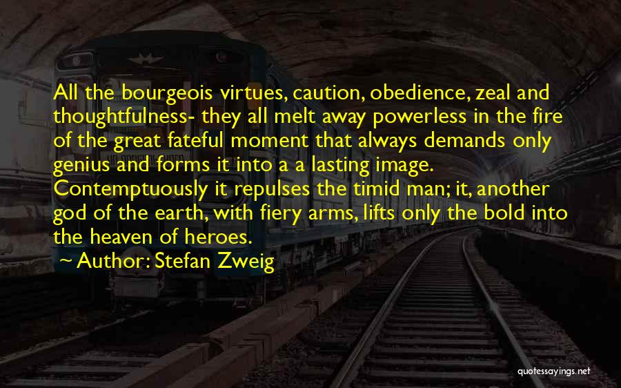 Stefan Zweig Quotes 1439277