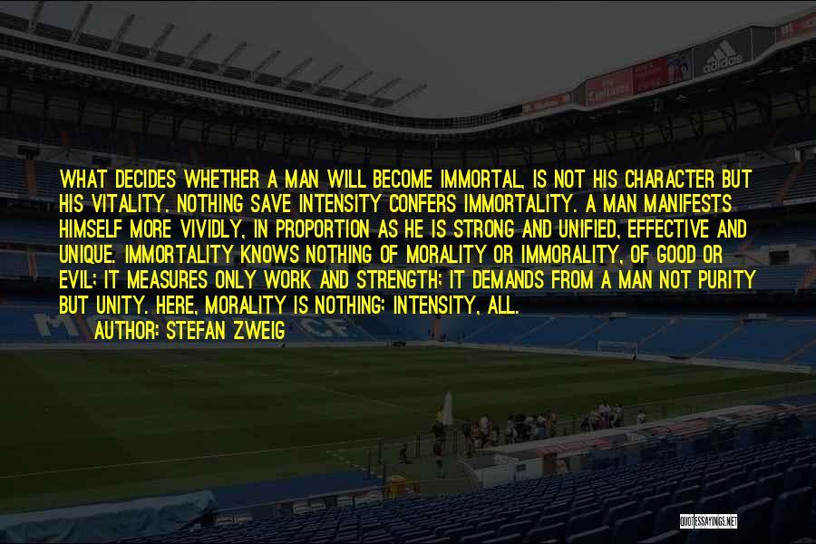 Stefan Zweig Quotes 1506345