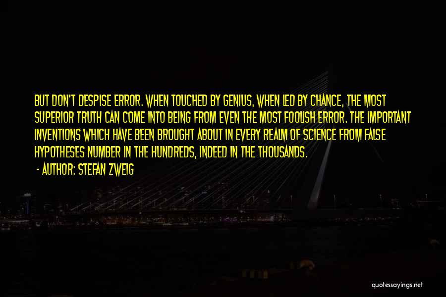 Stefan Zweig Quotes 1528835