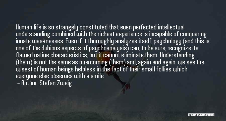 Stefan Zweig Quotes 1531782