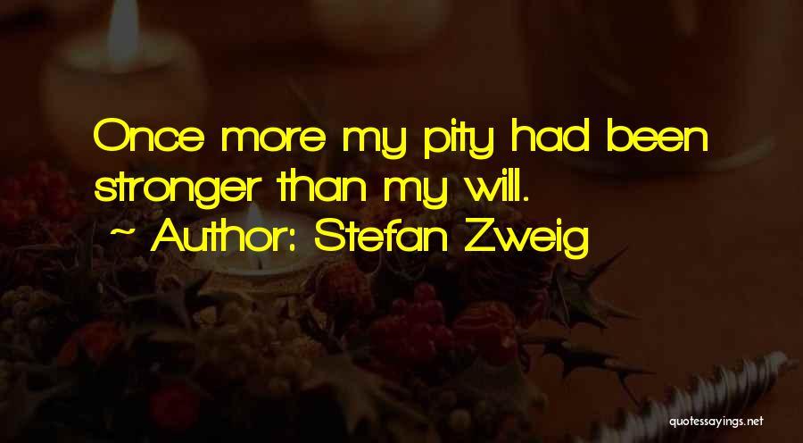 Stefan Zweig Quotes 1532151
