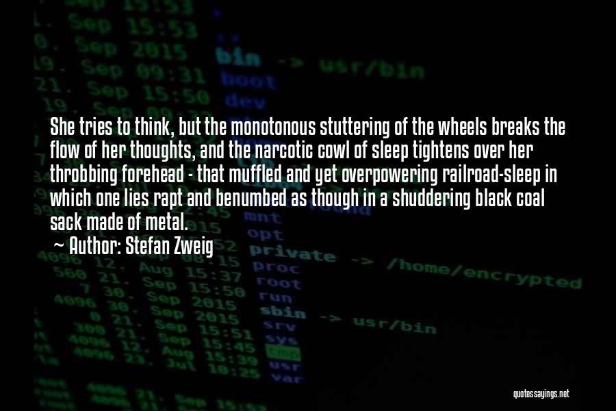 Stefan Zweig Quotes 1547184