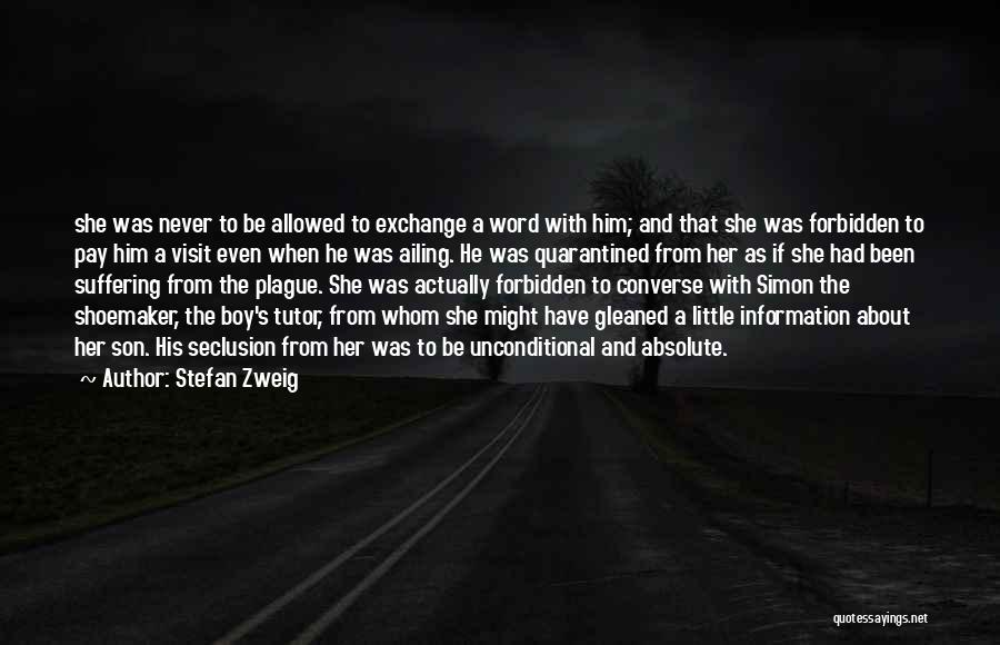 Stefan Zweig Quotes 1626788