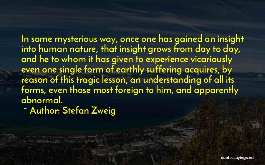 Stefan Zweig Quotes 171167