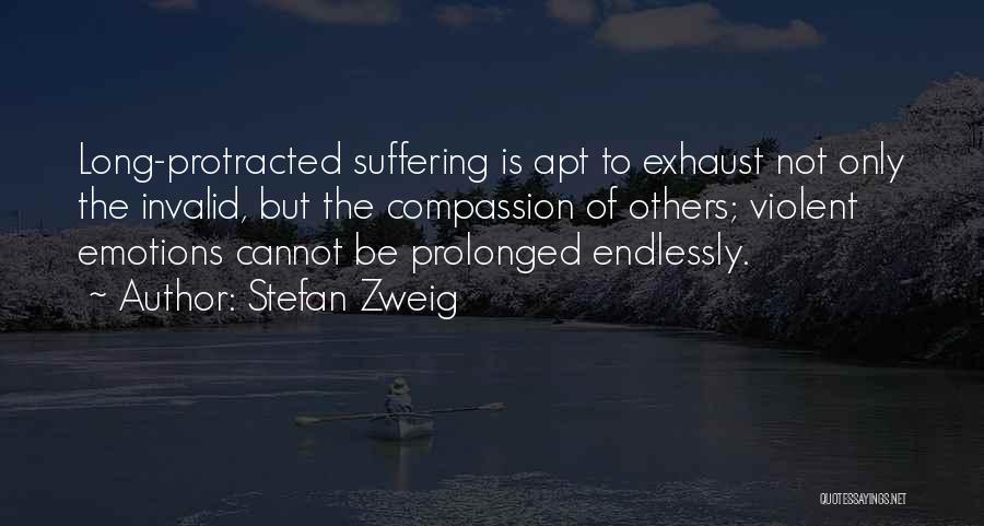Stefan Zweig Quotes 1714914