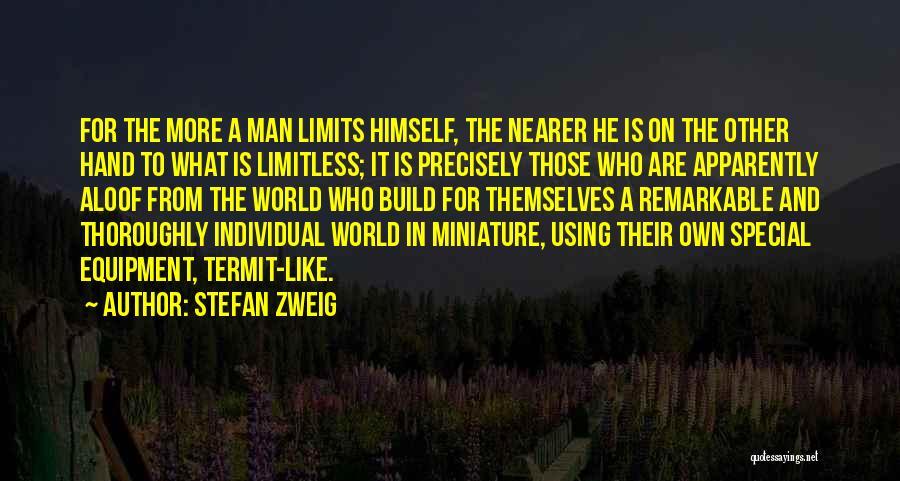 Stefan Zweig Quotes 1729733