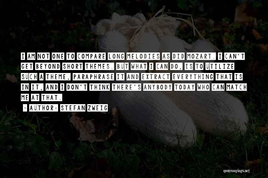 Stefan Zweig Quotes 1926294