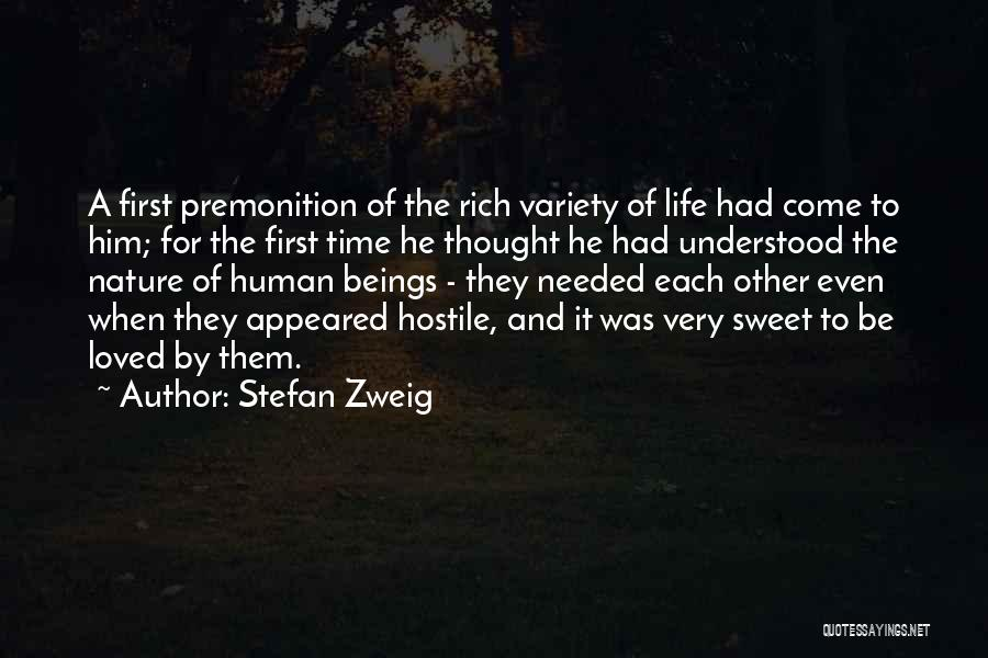 Stefan Zweig Quotes 2181330