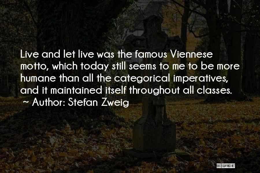 Stefan Zweig Quotes 222176