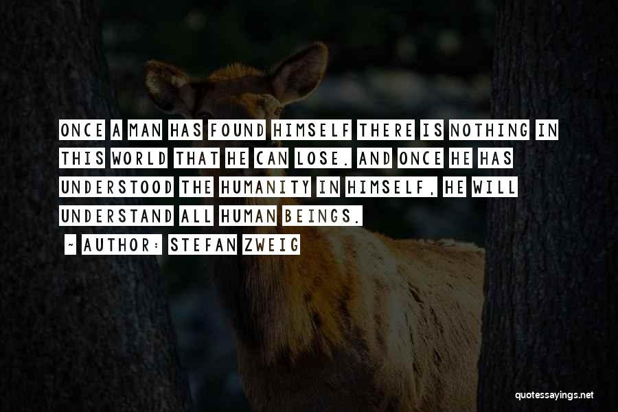 Stefan Zweig Quotes 242166