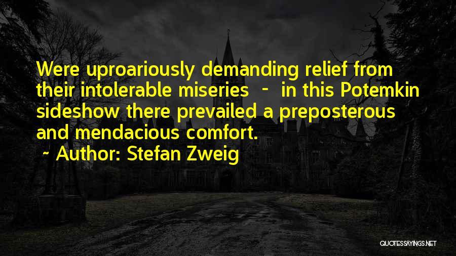 Stefan Zweig Quotes 333065