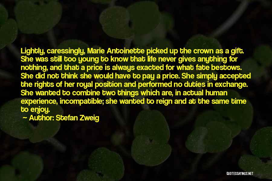 Stefan Zweig Quotes 542763