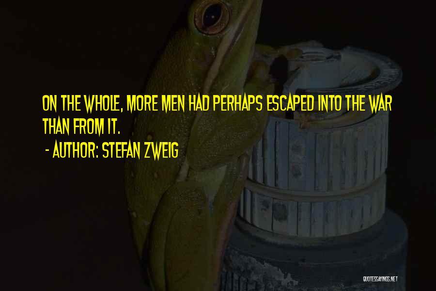 Stefan Zweig Quotes 637047