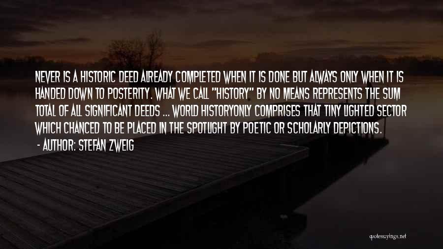Stefan Zweig Quotes 853098