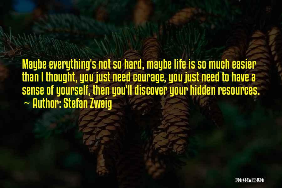 Stefan Zweig Quotes 909825