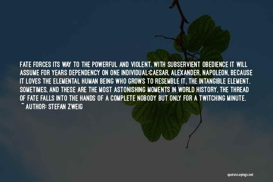 Stefan Zweig Quotes 99122