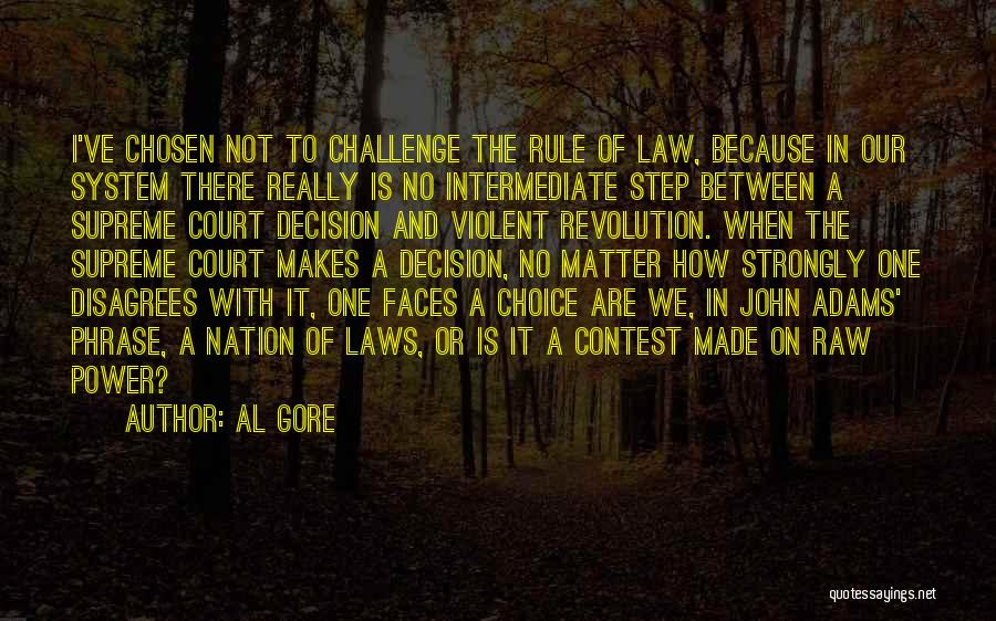 Step Up 4 Revolution Quotes By Al Gore