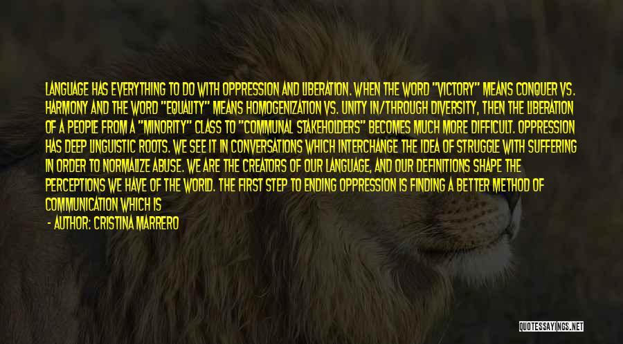Step Up 4 Revolution Quotes By Cristina Marrero