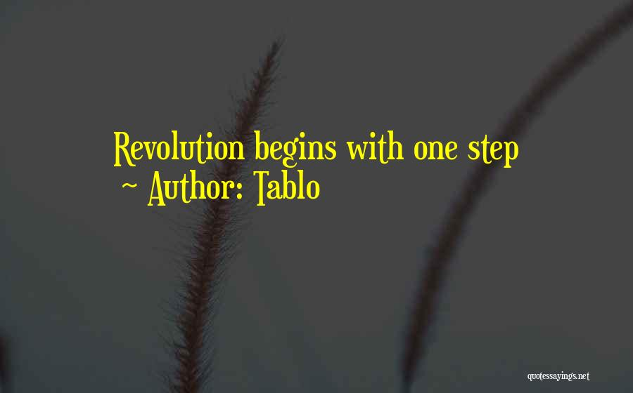 Step Up 4 Revolution Quotes By Tablo