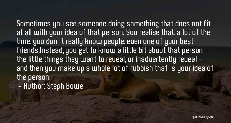 Steph Bowe Quotes 1505412