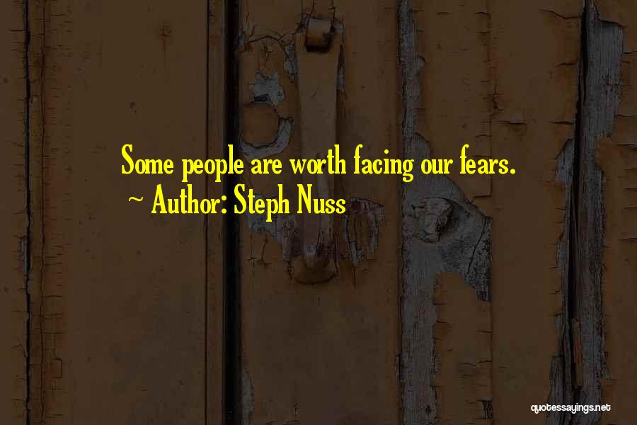 Steph Nuss Quotes 1456562