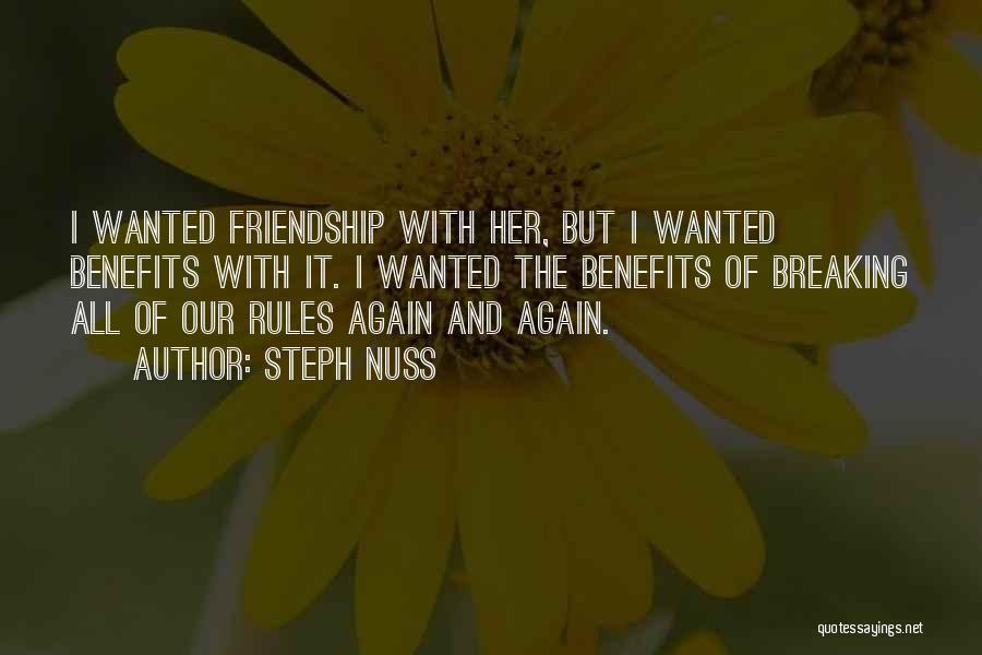 Steph Nuss Quotes 1613371