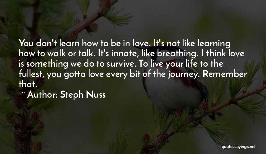Steph Nuss Quotes 2040353