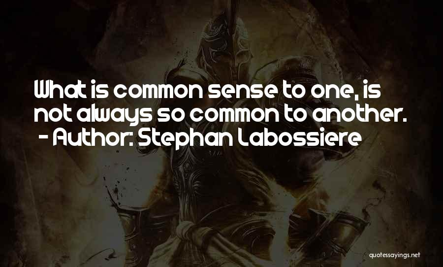 Stephan Labossiere Quotes 192776