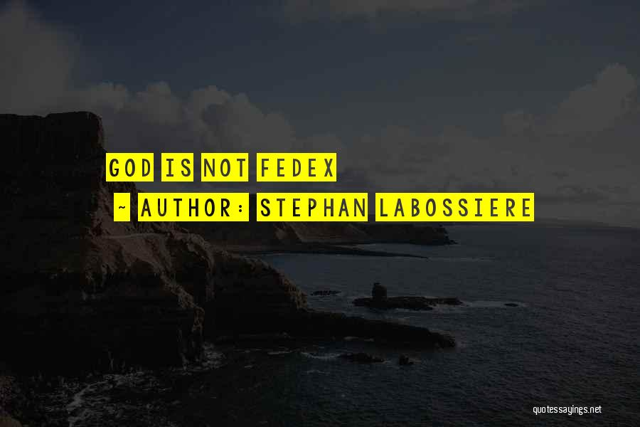Stephan Labossiere Quotes 1986843
